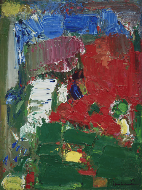 , 'Twilight,' 1957, Museum of Fine Arts, Boston