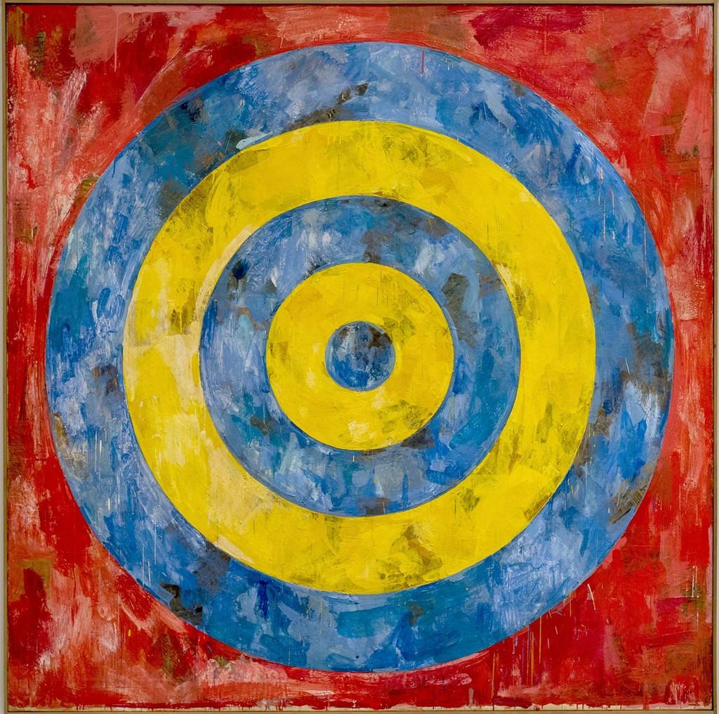 Jasper johns target 1961 artsy gumiabroncs Images