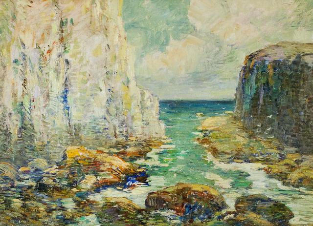 , 'Isles of Shoals,' , Questroyal Fine Art