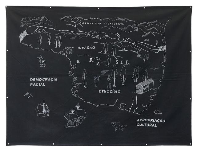 , 'Brasil: invasão, etnocídio, democracia racial e apropriação cultural,' , Galeria Leme