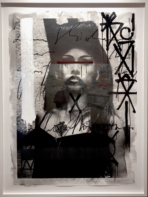 , 'Black Eyes,' 2012, New Image Art