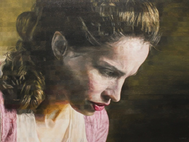, 'Heida Reed,' 2017, The Front Gallery