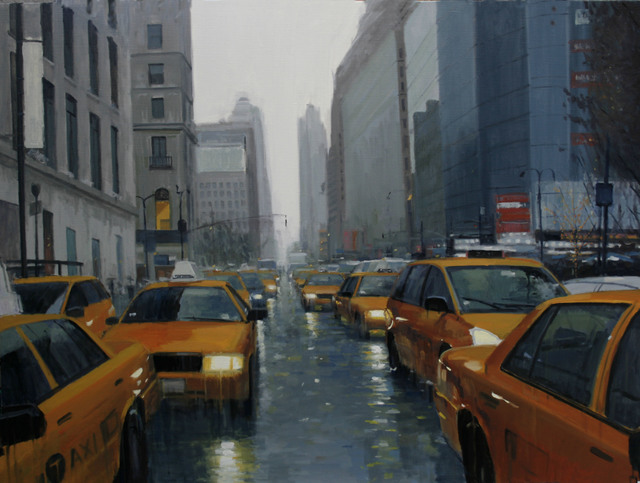 , 'Rain-NY ,' 2013, Alessandro Berni Gallery