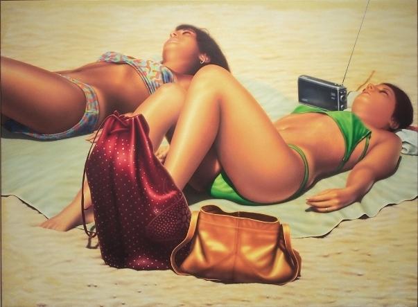 , 'Beach 137,' 1997, Each Modern