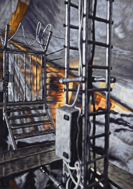 """, '""""Untitled (158P)"""",' 2013, Galería Juana de Aizpuru"""