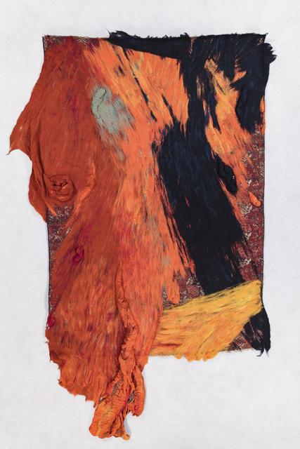 , ''RETOLD: Tekke Madder' Carpet,' 2017, R & Company