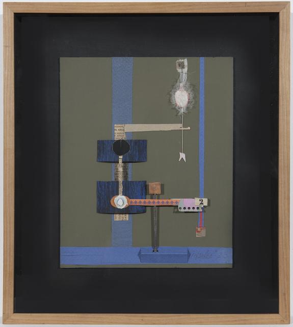 , 'Pari-Mach,' 1967, Pavel Zoubok Gallery