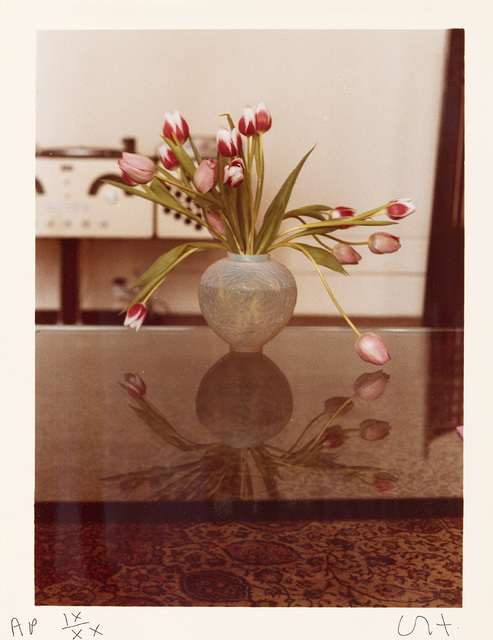 David Hockney, 'Pretty tulips', 1970, Galerie Lelong & Co.