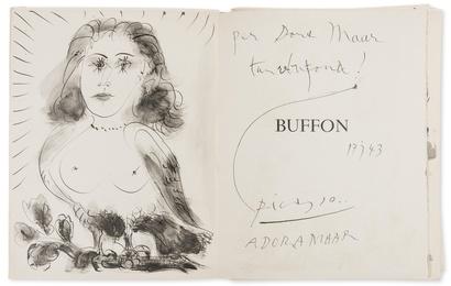 Pablo Picasso, '40 Dessins de Picasso en Marge du Buffon (Cramer books 84),' , Forum Auctions: Editions and Works on Paper (March 2017)