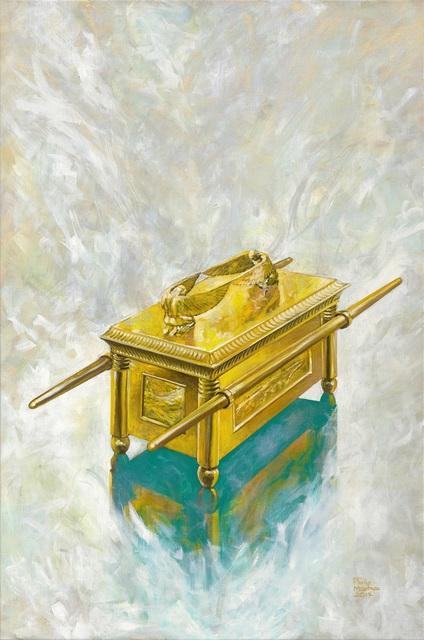 , 'THE ARK OF COVENANT 約櫃,' 2017, Artrue Gallery