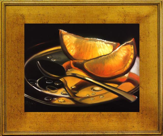 , '2 Wedges on Silver,' , Bender Gallery