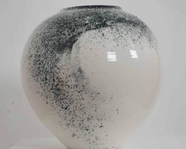 , 'Rare Blown Glaze Vessel,' 2018, Henry Saywell