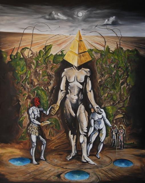 , 'El Dorado,' 2012, Studio 905 on Juniper