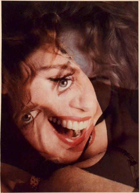 Robert Heinecken, 'Overlapped Faces', 1990, Rhona Hoffman Gallery