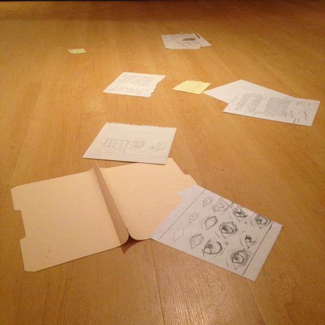 , 'Scatter,' 2016, Linda Warren Projects