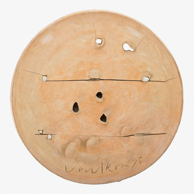 Peter Voulkos, 'Large untitled charger, USA', 1975, Rago