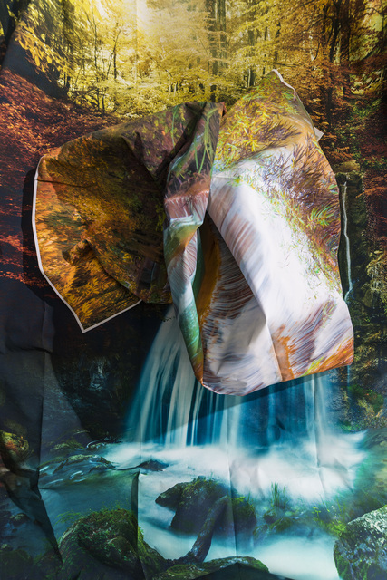 , 'Autumn Waterfall in Autumn Falls II,' , Erin Cluley Gallery
