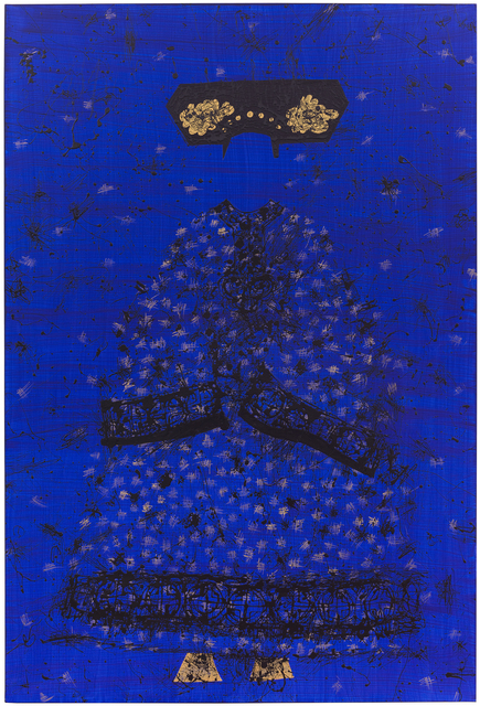 Wang Huaiqing, 'Chinese Emperor 6', 2015, Tina Keng Gallery