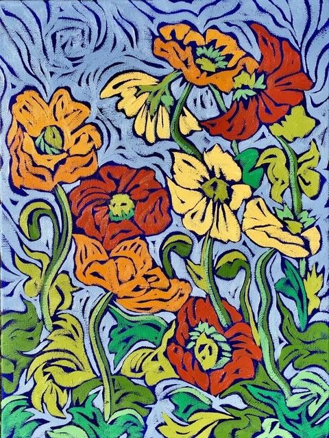 , 'Happy Dance,' 2017, Adelman Fine Art