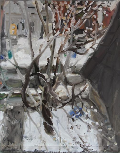 , 'Lisgar Street, December 22, 2016,' 2016, Robert Kananaj Gallery