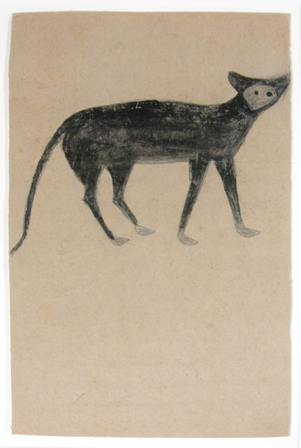 , 'Cat, Pale Face,' , Betty Cuningham