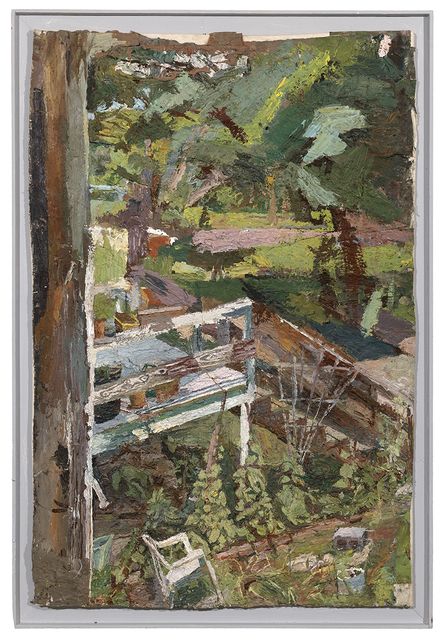 Stanley Lewis, 'View from Barn Window', Betty Cuningham