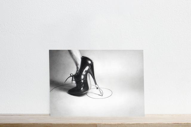 """, 'Postcards to C: General idea's """"No Mean Feet, 1973-1974"""",' 2016, Josée Bienvenu"""