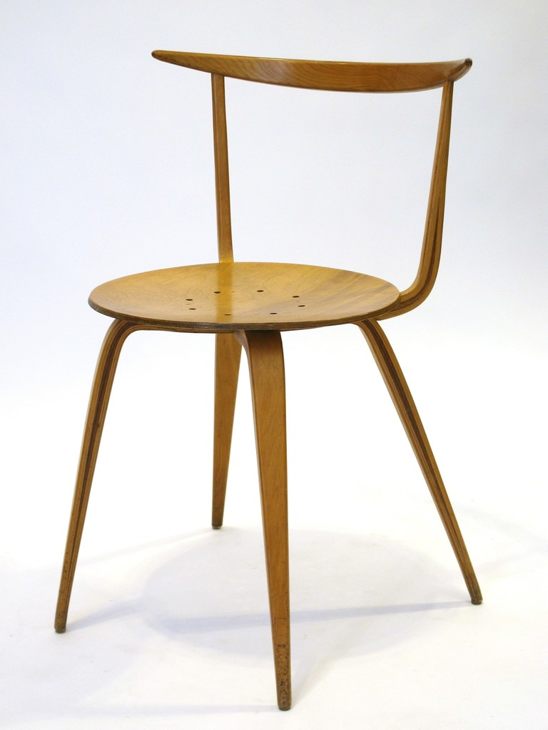 George Nelson, 'Pretzel Chair,' 1957, Patrick Parrish Gallery