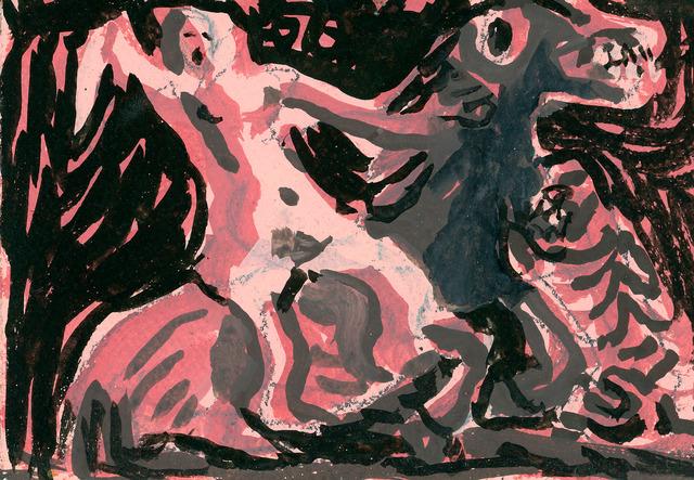 , 'Crimson,' 1993, Anglim Gilbert Gallery