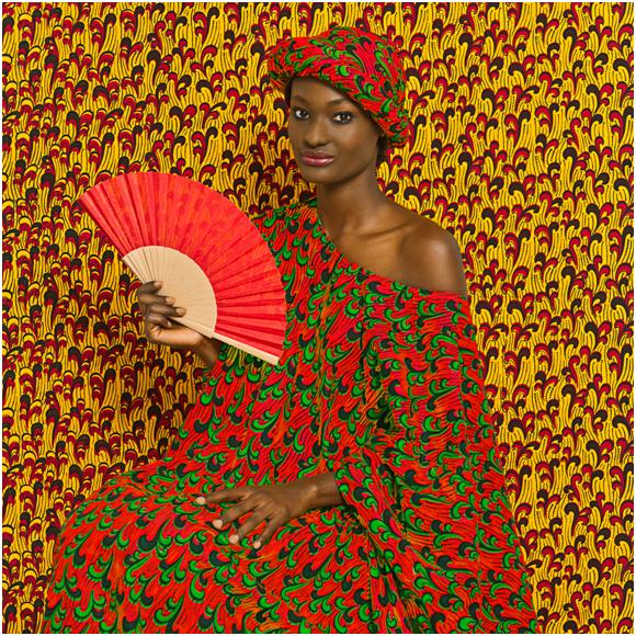 , 'Aminata ,' 2016, Magnan Metz Gallery