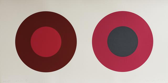 , '#4 H3CB,' 1973, Art Mûr