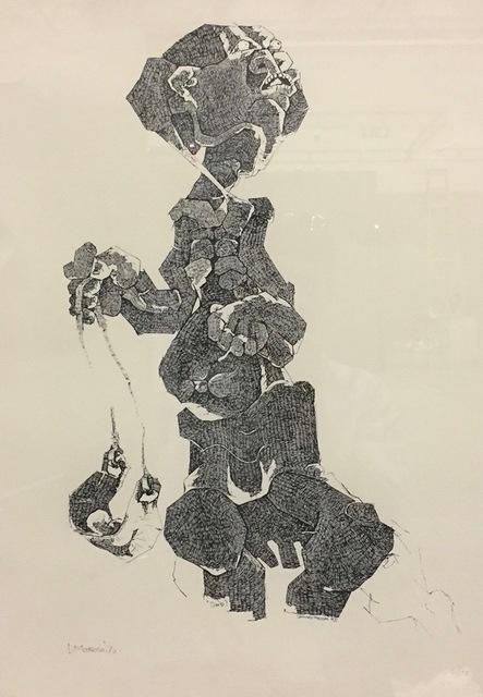 , 'David,' 1972, Gallery MOMO