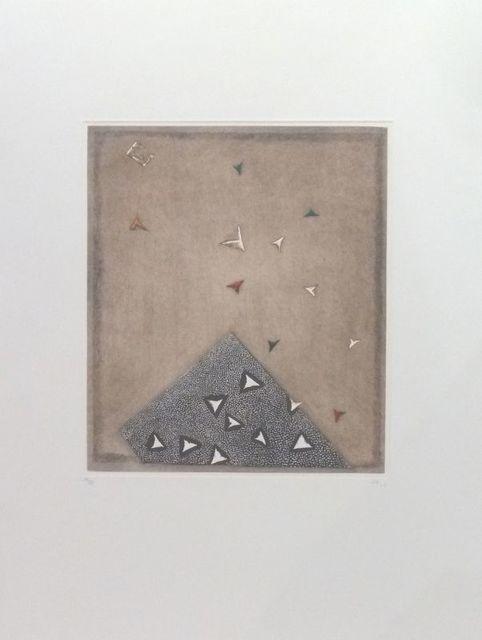 Arthur Luiz Piza, 'Revelation caché ', 1989, Print, Engraving on paper, Le Coin des Arts