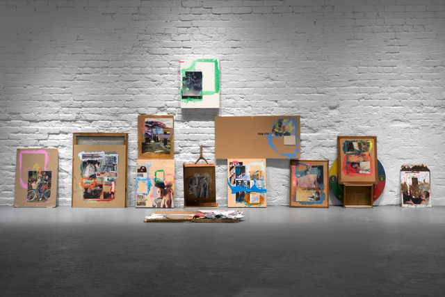 , 'Untitled (Installation of Multiple Works),' 2014, Proto Gallery