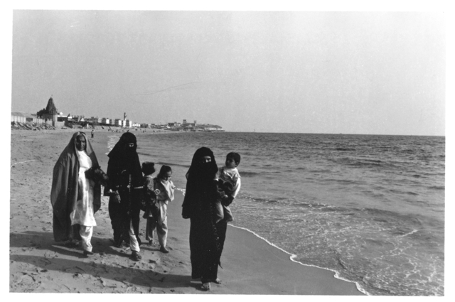 Naiza H. Khan, 'Manora Postcard IV - 'Friday Afternoon on the Beach'', 2010, Rossi & Rossi