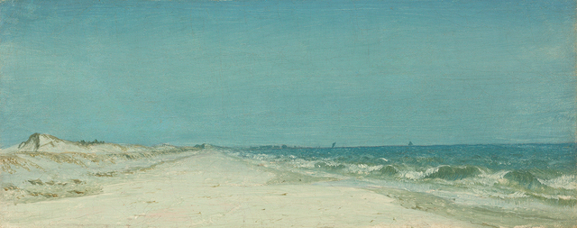 , 'On the Long Island Coast,' , Questroyal Fine Art