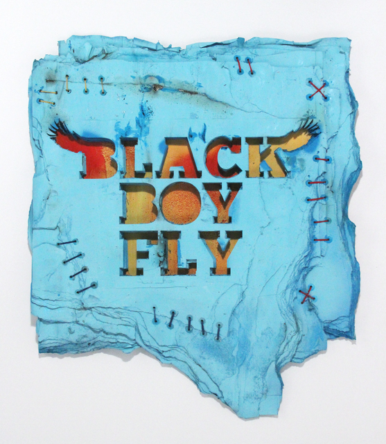 , 'Black Boy Fly,' 2016, Freight + Volume
