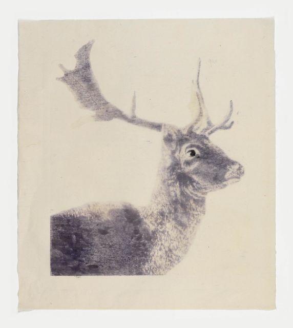 , 'The Fallow Deer,' 2016, Stephen Friedman Gallery