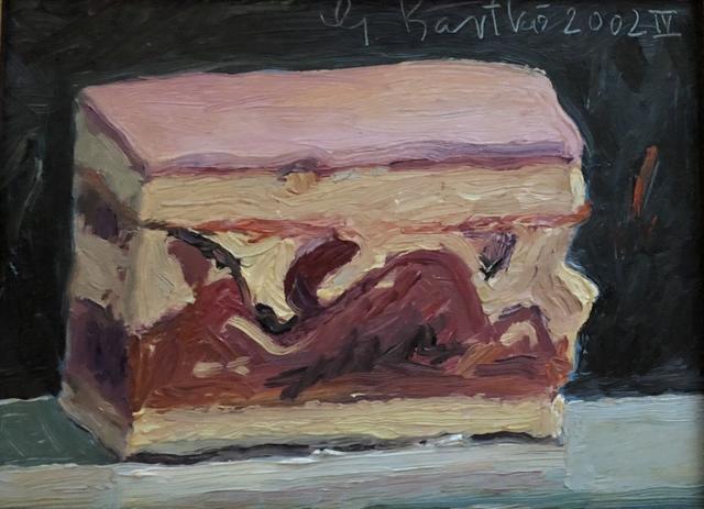, 'Budapest Pastry IV,' 2002, Imlay Gallery