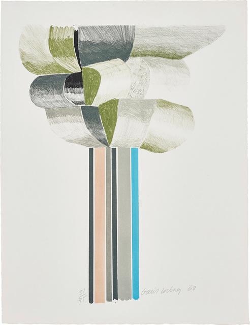 David Hockney, 'Tree', 1968, Phillips