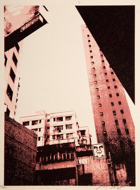 Shepard Fairey, 'Group of Four Prints', 2005, Heritage Auctions