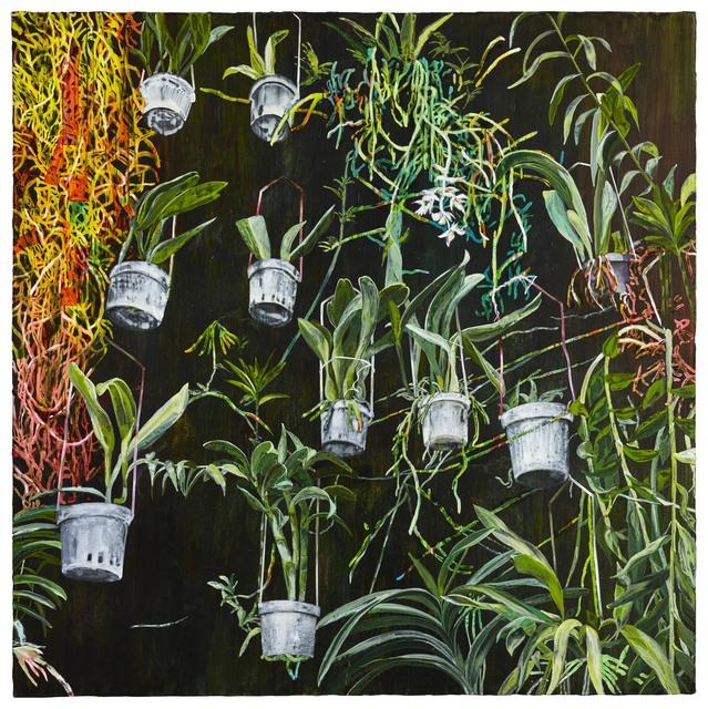 Lin-Yuan Zeng, 'No more Flowers', 2018, Aki Gallery