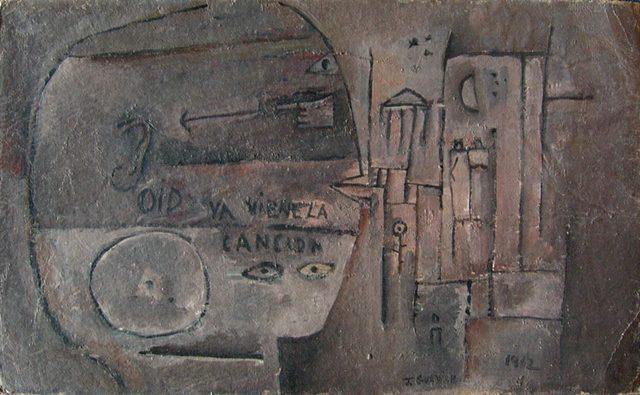, 'Oíd que viene la canción,' 1962, Galería de las Misiones