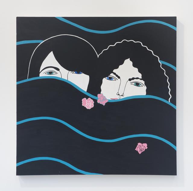 , 'Black Sea,' 2017, Denny Gallery