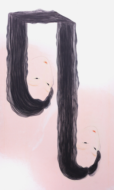 Lia Menna Barreto, 'Sue e Takie', 2018, Bolsa de Arte