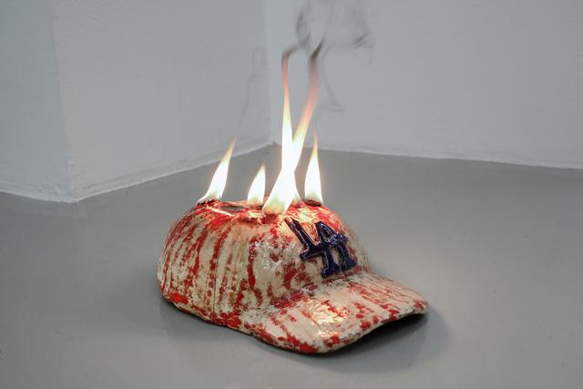 , 'Cap,' 2018, Galerie Lisa Kandlhofer
