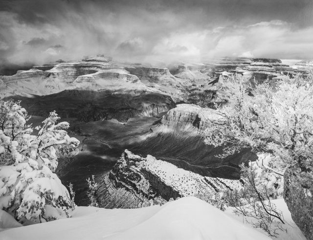 , 'Clearing Storm, Yaki Point, Arizona,' 2010, Photography West Gallery
