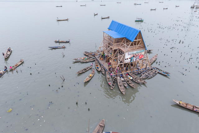 , 'Makoko Floating School, Lagos, Nigeria ,' , Louisiana Museum of Modern Art