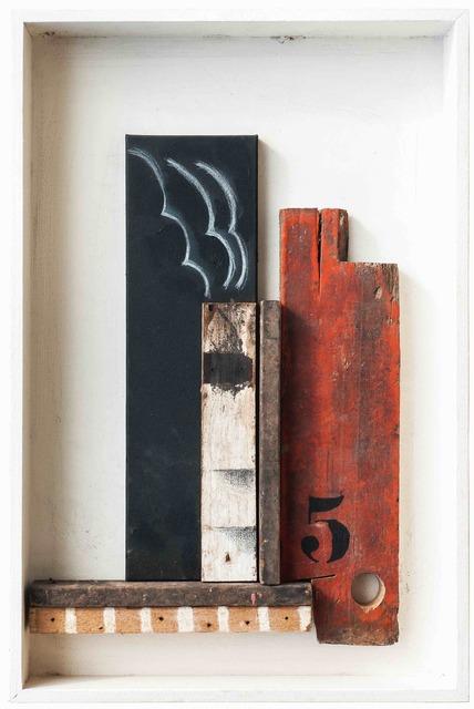 , 'Chimenea5,' 2010, Galería de las Misiones