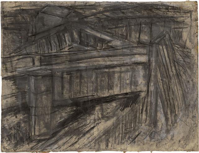 , 'Railway Bridge Mornington Crescent,' 1952, Annely Juda Fine Art